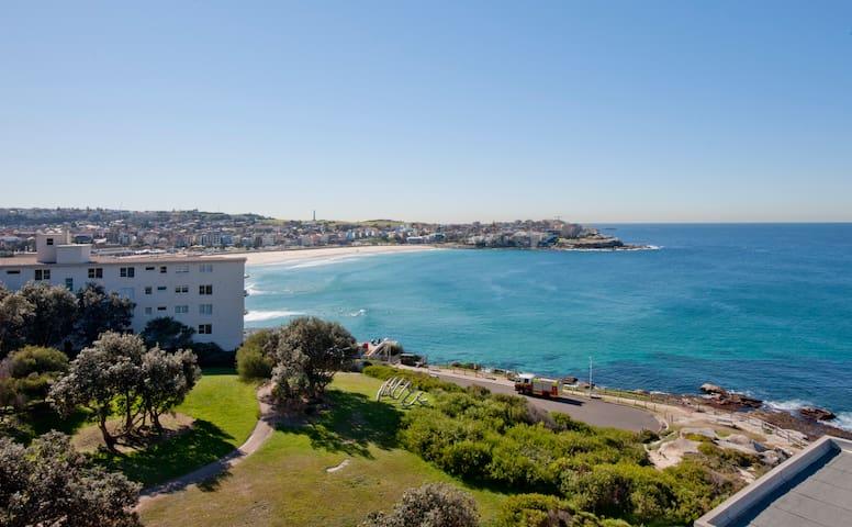 Breathtaking beach and ocean views