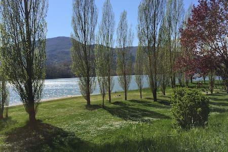 Vacanze e relax sul Lago del Salto - Borgo San Pietro - 一軒家