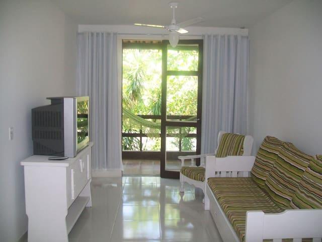 Apartamento 2 quartos-Centro Buzios