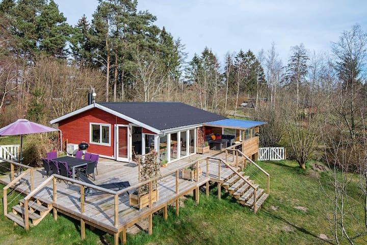 6 persone case ad Rønde