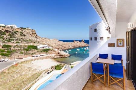 Great Seaview apartment - Cala Morell - Huoneisto