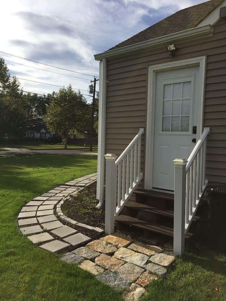 Bay Shore's Private Guest Suite