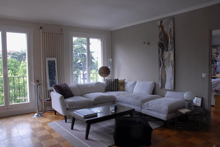 Charming appartment Rolland Garros.