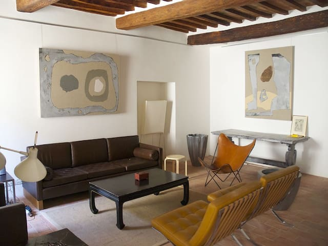 New York townhouse in Cetona - Cetona
