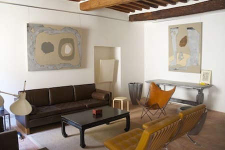 New York townhouse in Cetona - Cetona  - Adosado