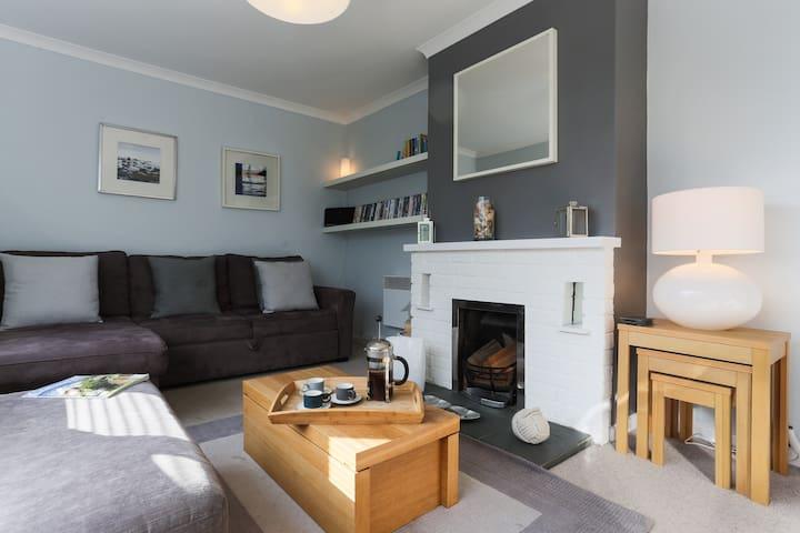 Stylish & spacious home, Mevagissey - Mevagissey - Casa