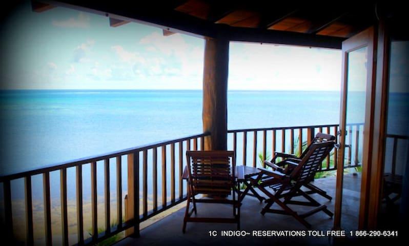 Spectacular views of the Caribbean - San Pedro - Apartment