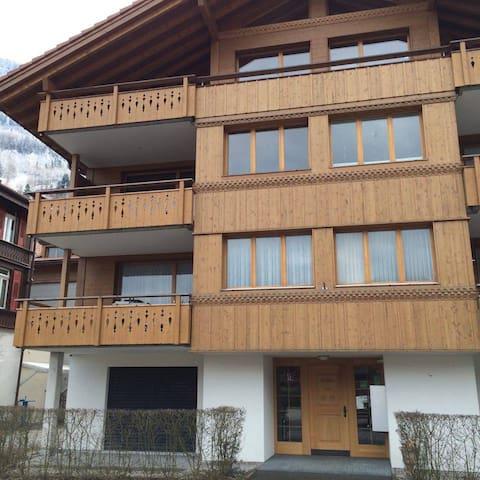 Аппартаменты в центре Швейцарии - Iseltwald - Pis