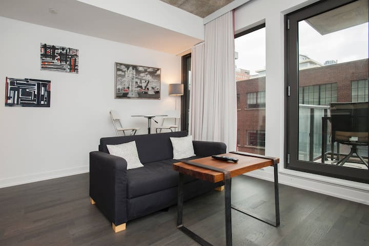 Condo in Trendy King West