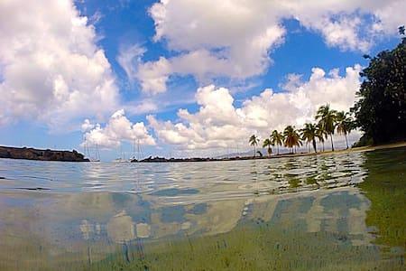 Le petit paradis ensoleillé - Les Trois-Îlets