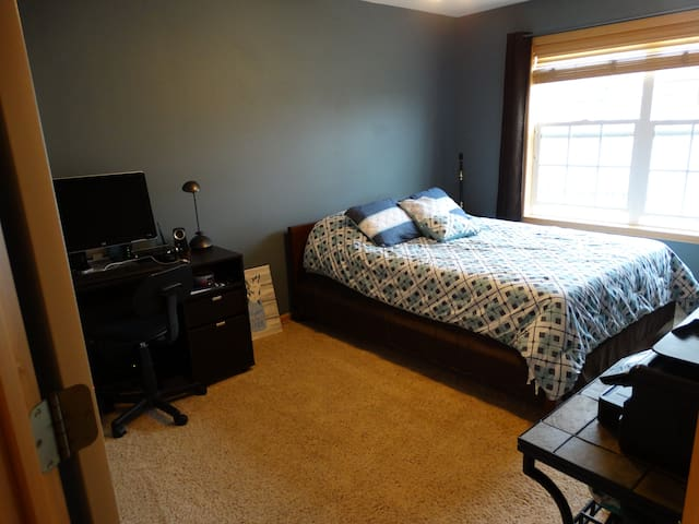 Townhome near Ryder Cup in Chaska, Minnesota - Chaska - Townhouse