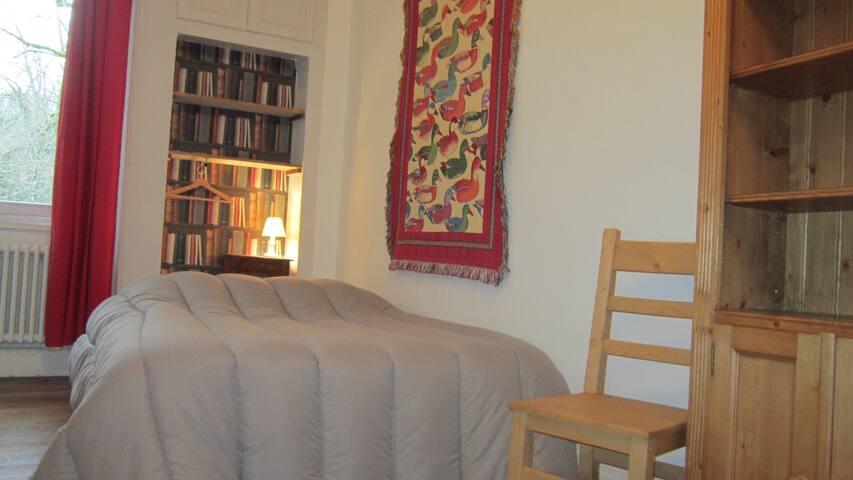 chambre 1 (un lit de 140)