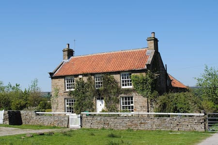 Rose Cottage, 5 bed country cottage - Goathland - Haus