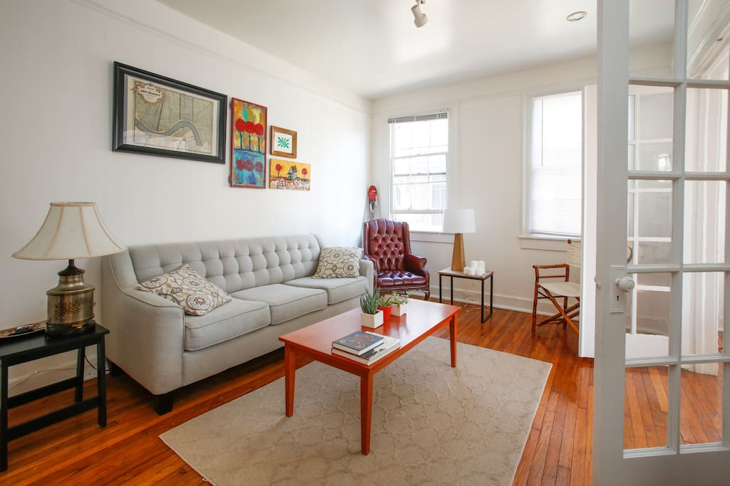uptown 1bd streetcar 1blk apartments for rent in new orleans