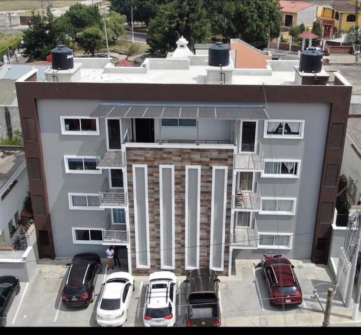 Moderno Apartamento Completo y muy bien ubicado!