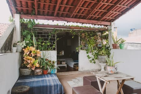 Private Suite in Breezy House - Salvador