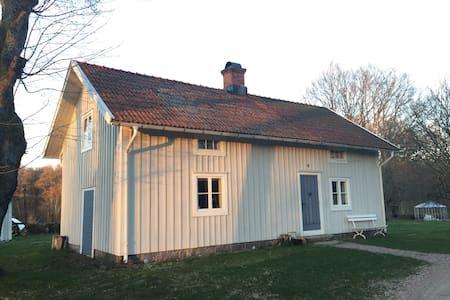 Eget hus på gård - Ljungby