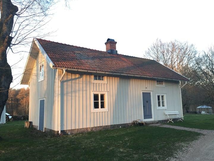 Eget hus på gård