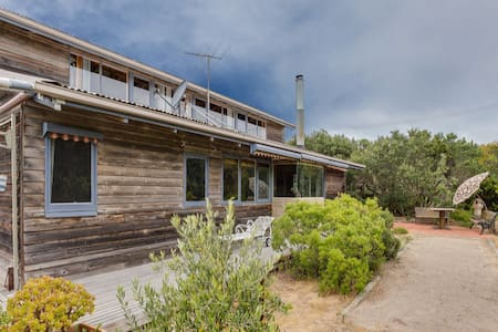 RIPTIDE Beachhouse in the Dunes - Saint Andrews Beach - Hus
