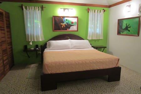 Owner's Cabin: A/C, KING, Wi-FI, TV - Punta Uva - Cabin