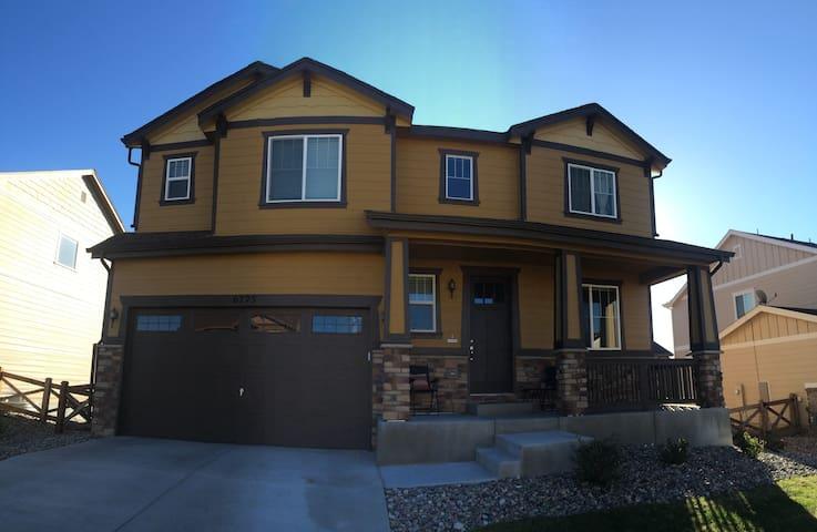 Spacious Family Friendly Home - Colorado Springs - Maison