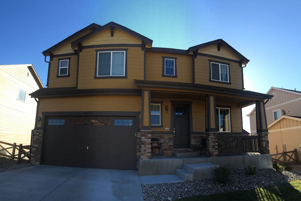 spacious family friendly home houses for rent in colorado springs colorado united states