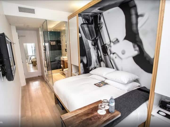Studio Room at Boutique Hotel in Downtown Toronto