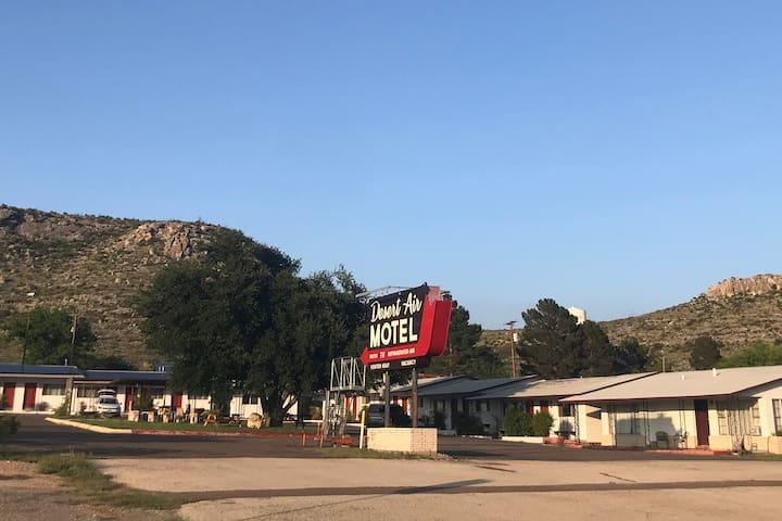 Classic Roadside Motel