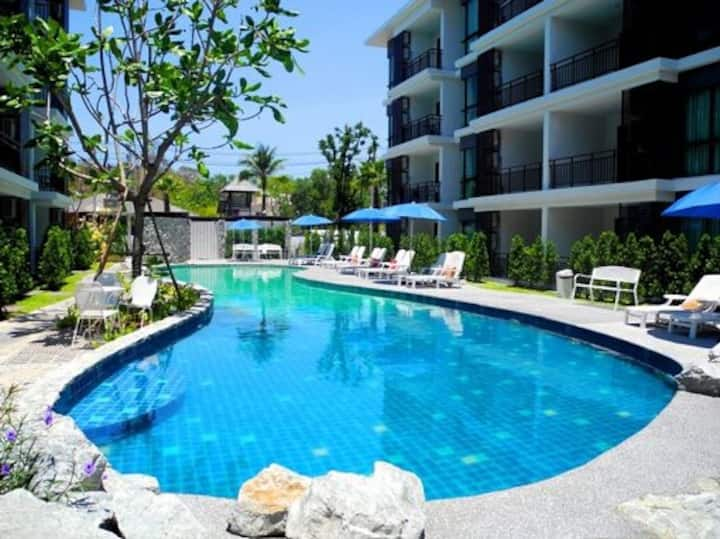 New Apartment at 100m from Rawai Beach
