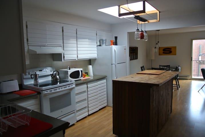 appart style loft