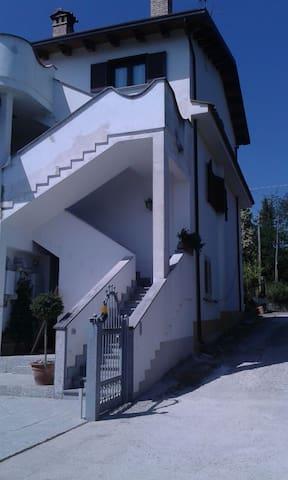 Appartamento vicino al mare del cilento - Roccagloriosa - Квартира