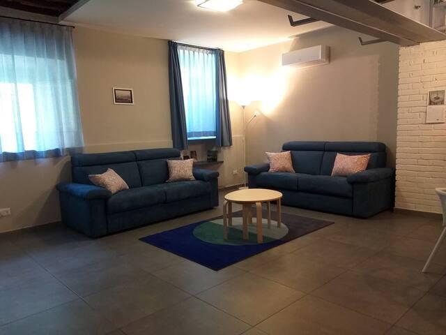 soggiorno / dining