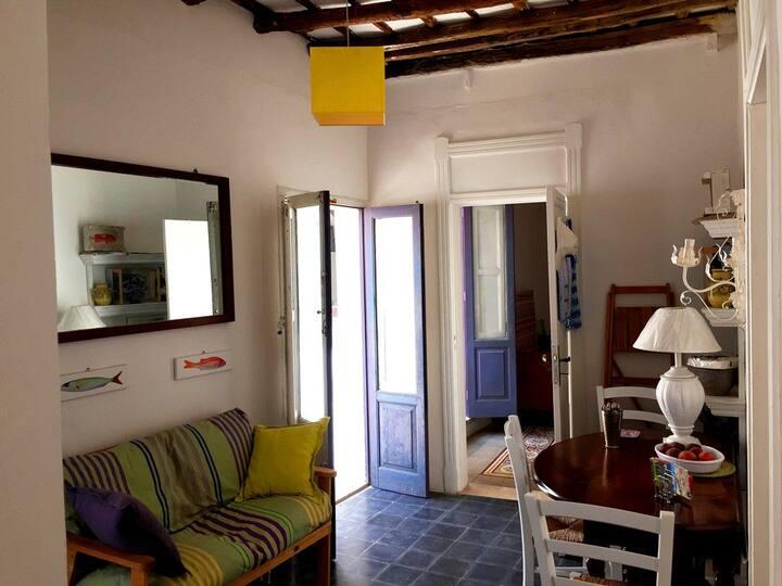 Mediterranean & Chic, Terrazza privata