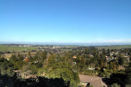 Astonishing views in Silicon Valley - Portola Valley