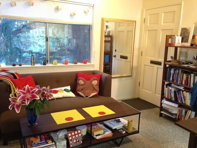 Cozy Apartment w Private Kitchen - Walnut Creek - Appartement