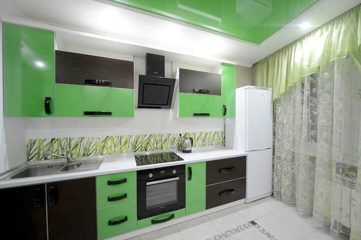 Отличная квартира с джакузи на Позняках