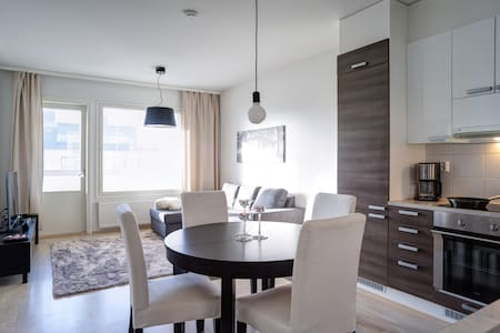 MODERN 1BR APARTMENT IN CITY CENTER - Apartmen
