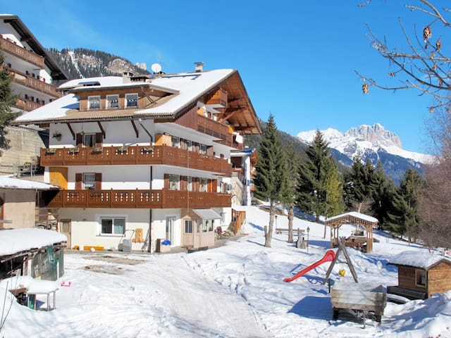 Holiday apartment Villa Rita in Vigo di Fassa