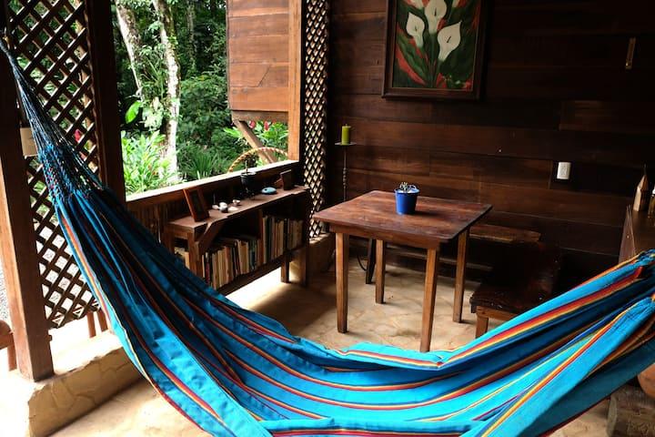 Cozy Bunkbed Room: Casa Antorcha