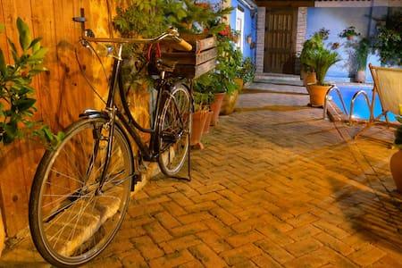 Glareola, Apartamento próximo a Trujillo - Campo Lugar