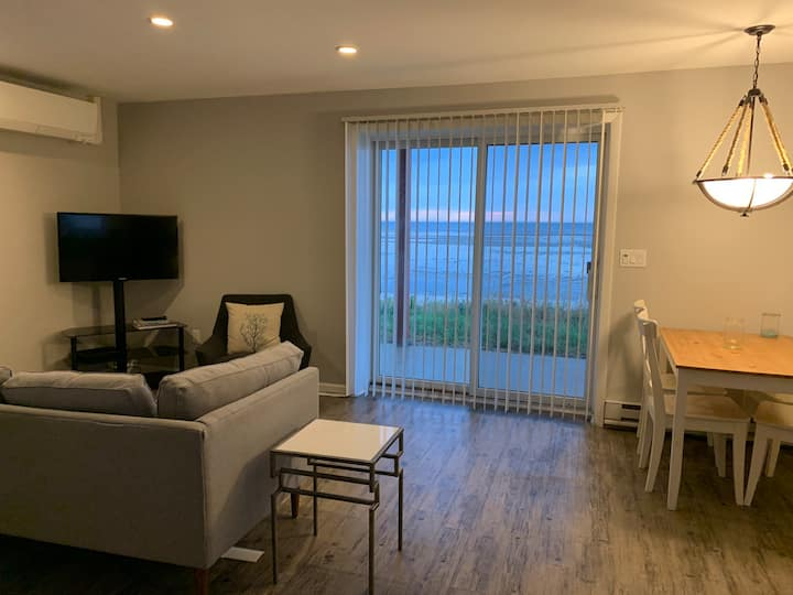 1BR Water views on the bay- Cape May and Wildwood