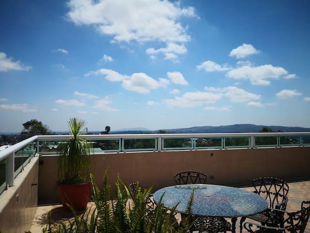 Loft con vistas panorámicas de todo Xalapa
