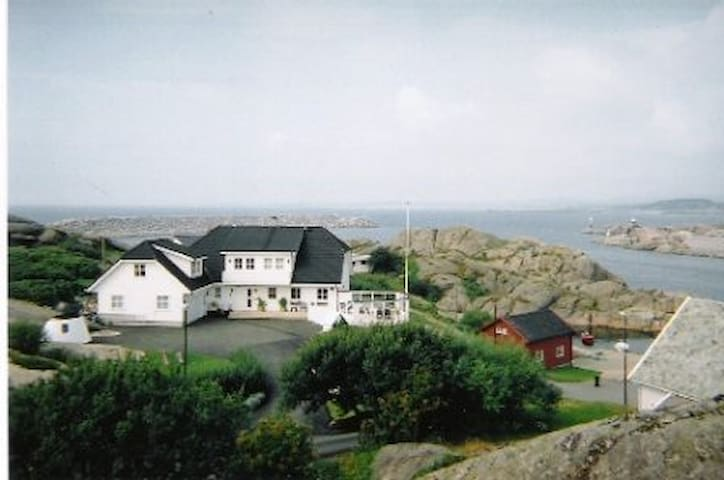 Apartment(2-3pers)close to great beach and fishing - Hå