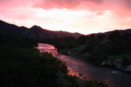 *NEW* Private River Retreat