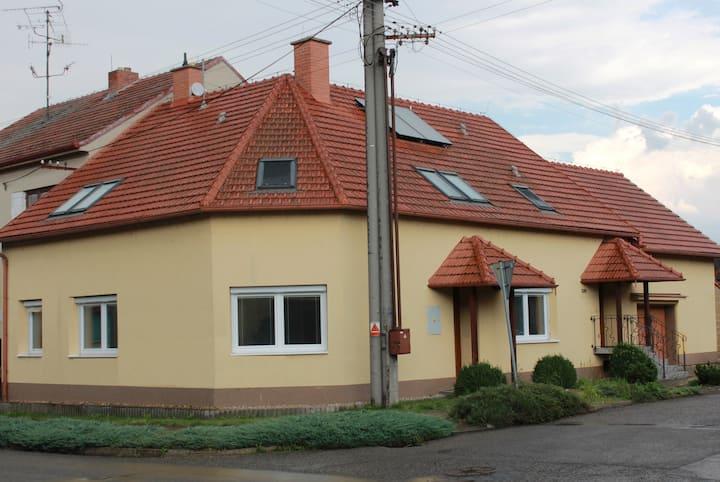 Villa PuPa přízemní apartmán