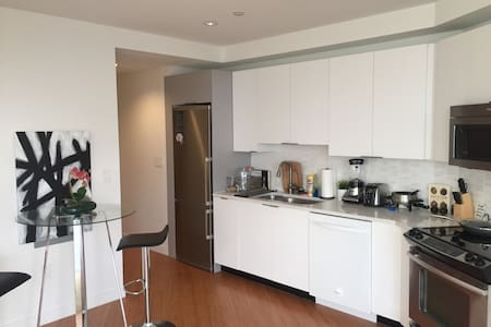 Modern 1BR in Downtown Boston with City Views - 波士頓