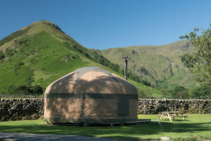 Long Valley Yurts - Ullswater