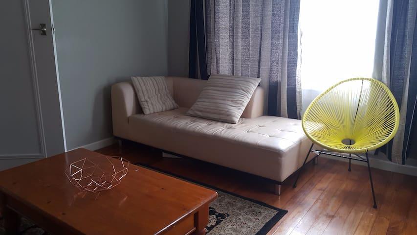 Sitting room of Cherry Blossom Retreat