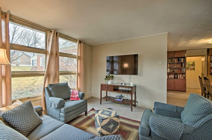 Chic St Paul Apt - Walk Downtown & to Clinch River