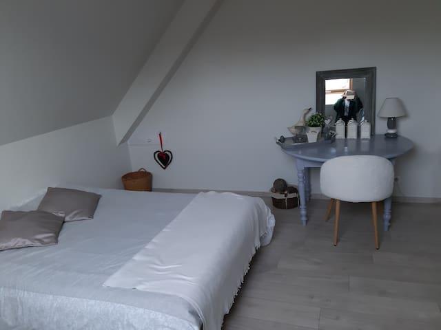 Chambre dans maison confortable et agréable